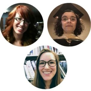 Sally Heilstedt, Sharon Raz, Katherine Kelley: