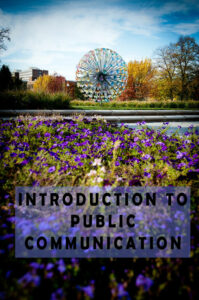 Introduction to Public Communication Book Cover