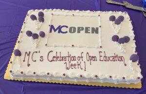 MC Open Cake