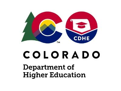 Colorado Department of Higher Education Logo