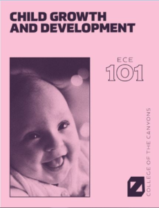 Child Growth & Development cover