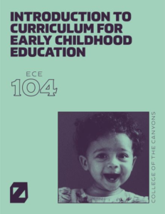 Intro to Curriculum for Early Childhood Education