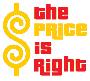 $ The Price is Right