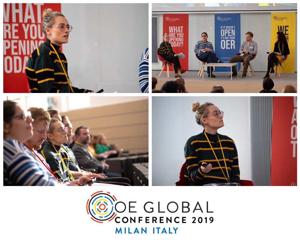 Trudi Radtke OEGlobal Conference